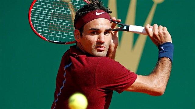 Federer sezonun üçüncü grand slam tenis turnuvası olan Wimbledon'a hazırlanıyor.