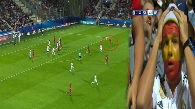 Bruma'nın muhteşem golü taraftarları şoke etti!