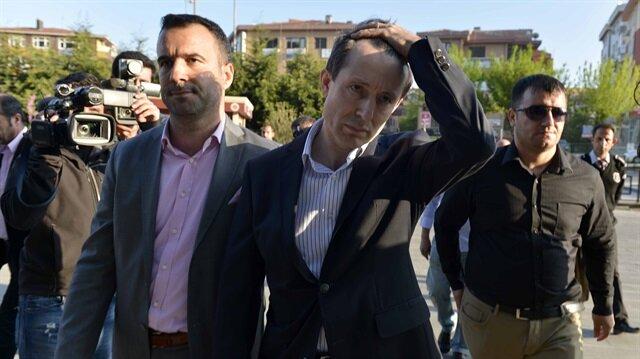 Metin Özçelik ve avukatı Önder Durdu