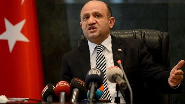 Turkey's Defence Minister Fikri Işık