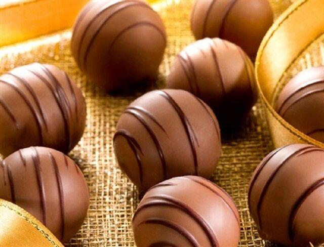 Bayram çikolatası