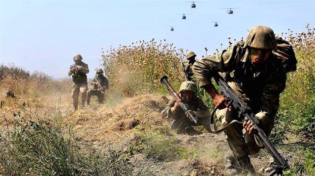 Bingöl'deki operasyonda 11 terörist etkisiz hale getirildi.