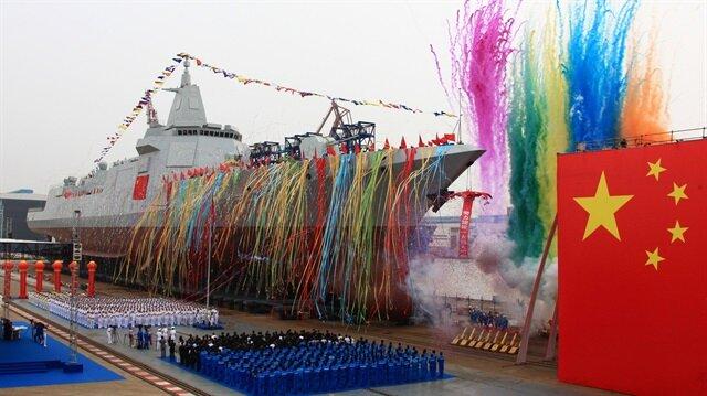 Çin donanmasının modernizasyonu için kilit öneme sahip olduğu  belirtilen gemi, daha küçük ebatlı 052D sınıfı füze güdümlü destroyerlerin yerini  alacak yeni tip 055 sınıfı destroyer olarak görülüyor.