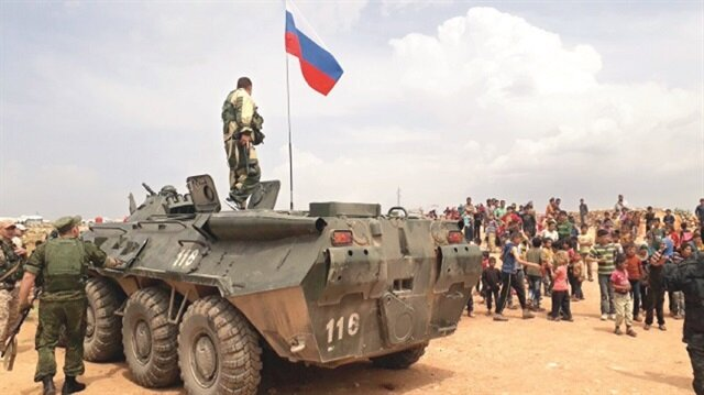 Russia withdraws troops from Afrin
