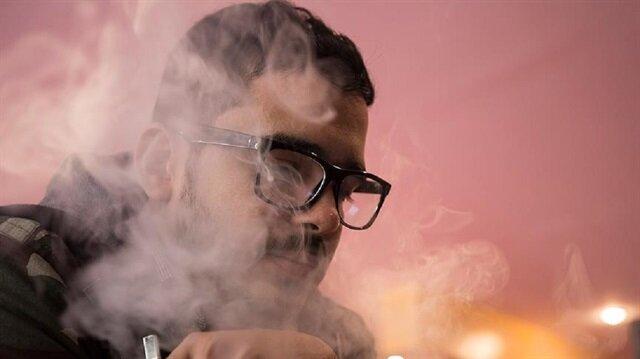 Elektronik sigarada gizli tehlike