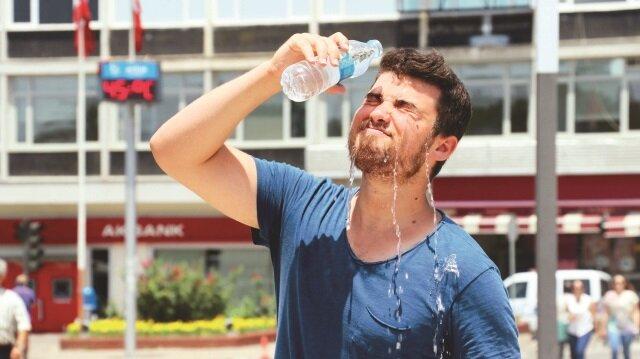 40 yılınen sıcak Haziranı