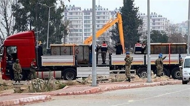 The MİT trucks case occurred in January 2014.