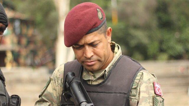 Şehit Astsubay Ömer Halisdemir, FETÖ'nün darbe girişimi gecesinde, darbeci general Semih Terzi'yi alnından vurmuştu.