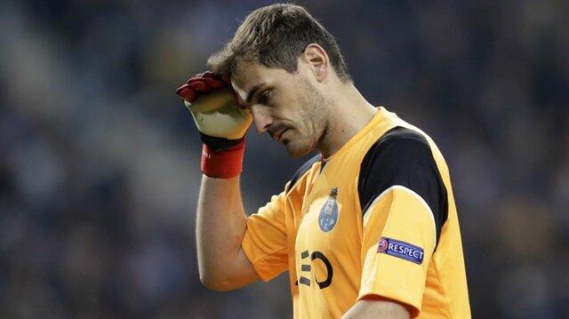 Iker Casillas, transfer söylentilerine son noktayı koydu.