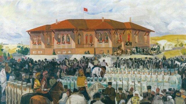 TBMM, Osmanlı Meclis'i Mebusanı'nın devamı mı?