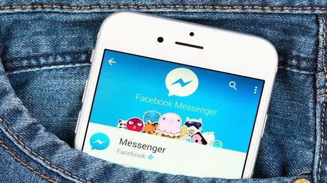 Facebook Messenger'a reklam geliyor