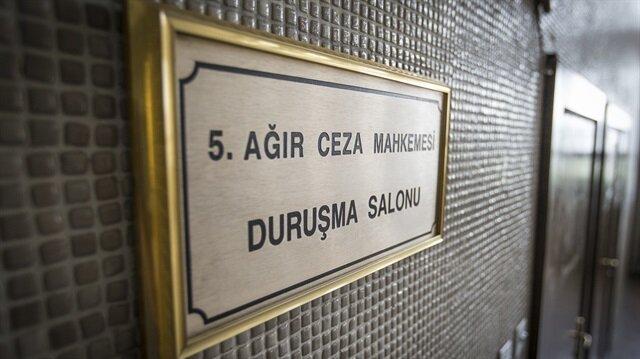 7 kişiden 4'ü çıkarıldıkları mahkemece tutuklandı.