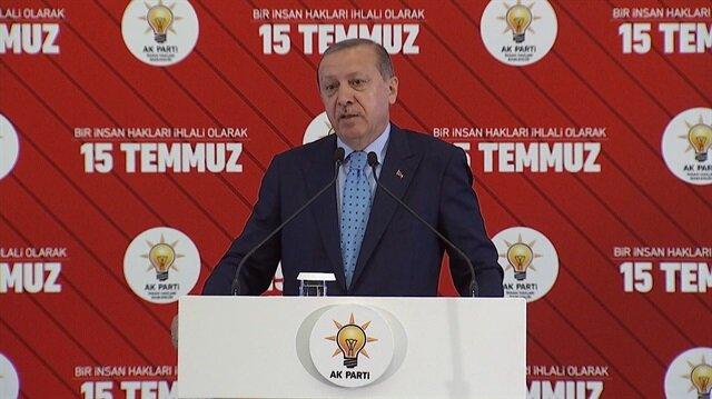 Erdoğan'dan Bozdağ'a Ahmet Türk sorusu