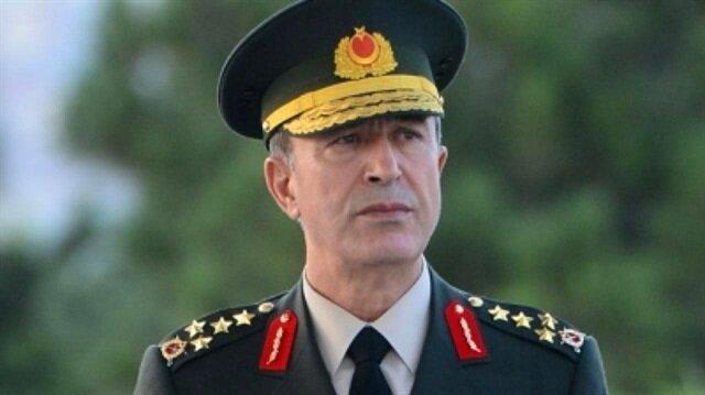 """رئيس الأركان التركي: سنواصل مكافحة منظمة """"غولن"""" بحزم"""