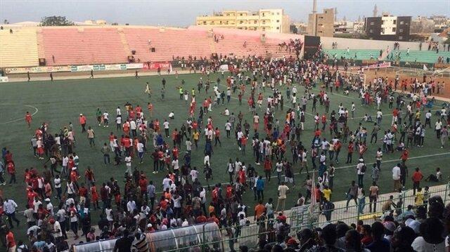 Senegal'de stadyum faciası: 8 ölü