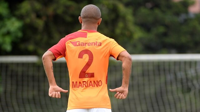 Mariano resmen Galatasaray'da! Peki Mariano kimdir? İşte ayrıntılar...