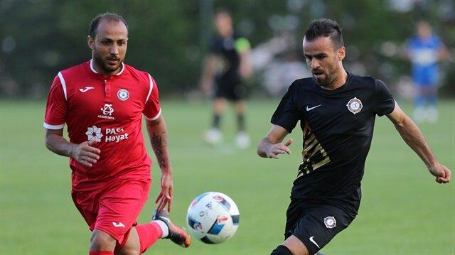 Osmanlıspor: 2 - Sumqayıt: 1 hazırlık maçı