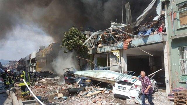 Samsun'daki yangın son durum nedir? sorusunun yanıtı haberimizde.