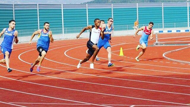Atletizmde, Balkan şampiyonasını 16 madalya ile tamamladık.