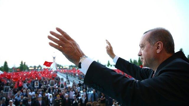 Cumhurbaşkanı'nı yeni fabrikasının açılışına devam eden, Erdemoğlu, yeni yatırımlarla büyüme mesajı verdi.