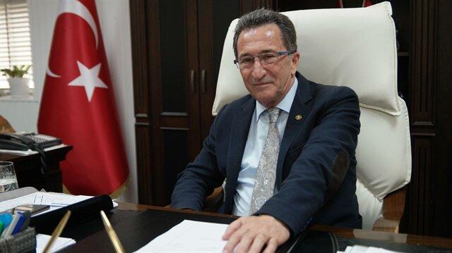 Edremit ilçesi Belediye Başkanı Kamil Saka