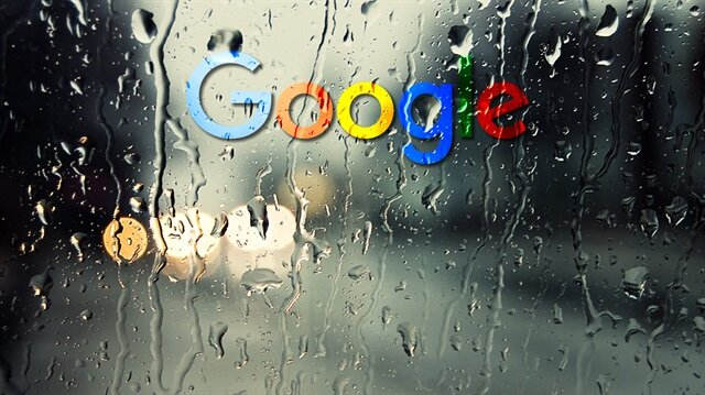 İstanbul'da ani bastıran yağmur sonucu oldukları yerde mahsur kalan çok sayıda insan Google'da hava durumunu aradı.