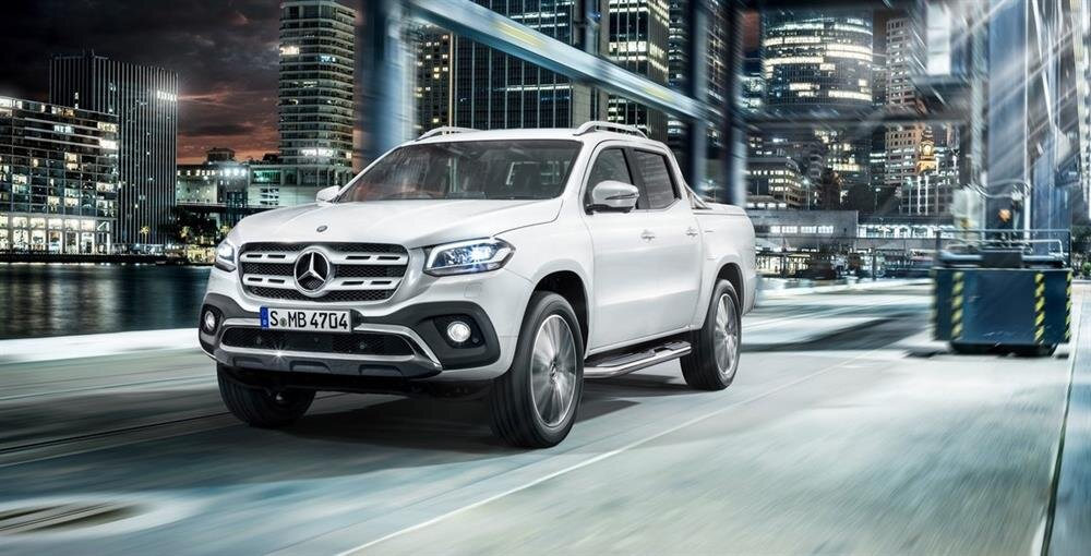 Mercedes Benz Kamyonet Update Upcoming Cars 2020