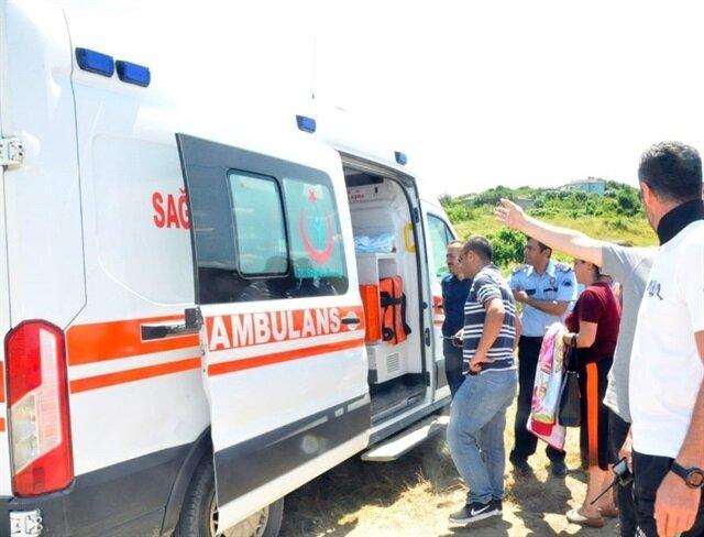 Sinop'ta 5 kişi boğulma tehlikesi geçirdi