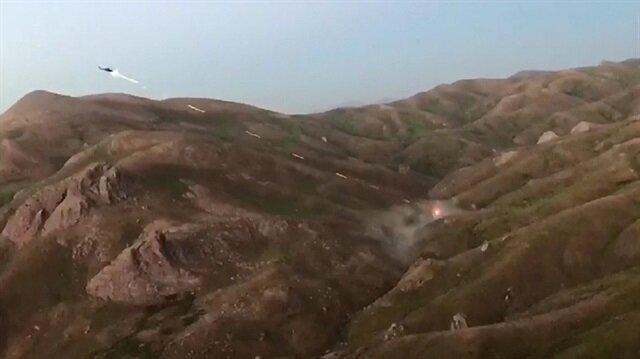 Beytüşşebap'ta 6 terörist öldürüldü