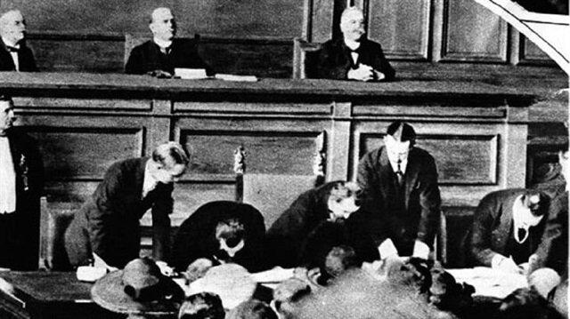 londra barış antlaşması ile ilgili görsel sonucu
