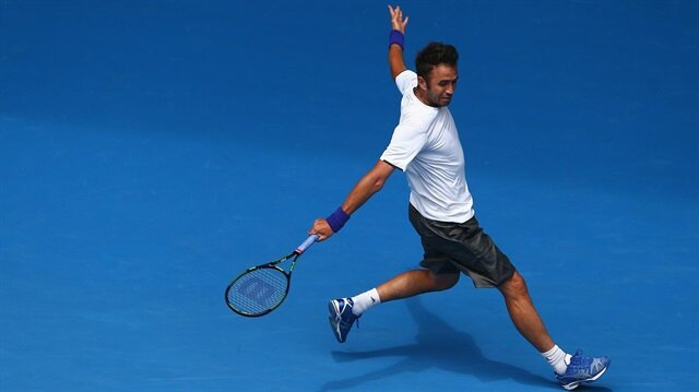 Toplam 53 dakika süren mücadelede dünya sıralamasının 127 numarası Pavlasek'e 6-2 ve 6-1'lik setlerle 2-0 yenilen milli tenisçi, turnuvanın ilk turunda elendi.