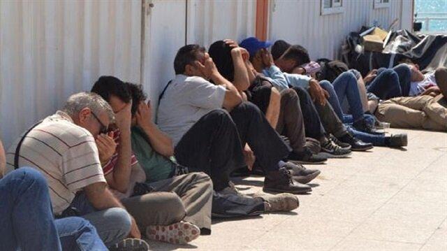 Edirne'de 88 kaçak ve sığınmacı yakalandı