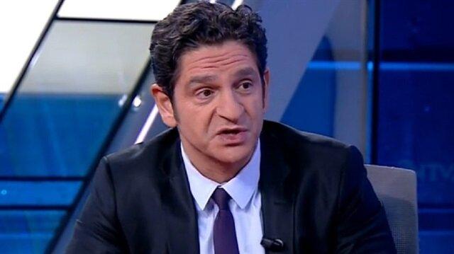 Güntekin Onay uzun yıllardır NTV Spor'da Rıdvan Dilmen ile program yapıyordu.