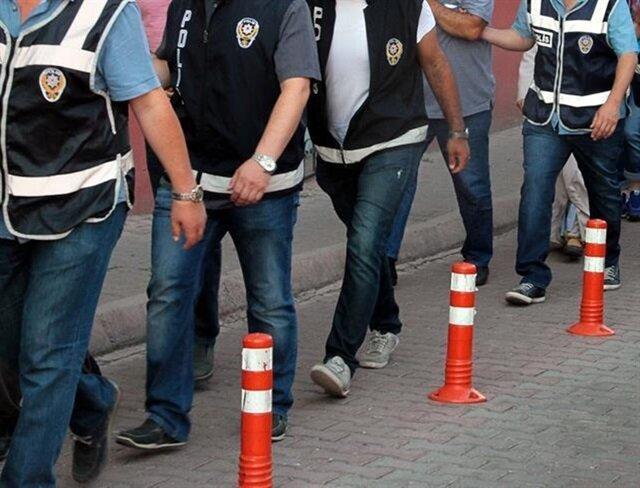 FETÖ'nün 'gaybubet' evlerinde kalan 25 kişi gözaltında