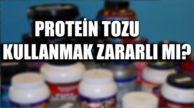 Protein tozu kullanmak zararlı mı? Protein tozu zararları neler? sorularının yanıtlarını haberimizde sizlerle paylaştık.
