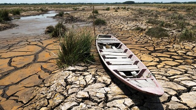 Türkiye'de 50 yılda 36 göl kurudu