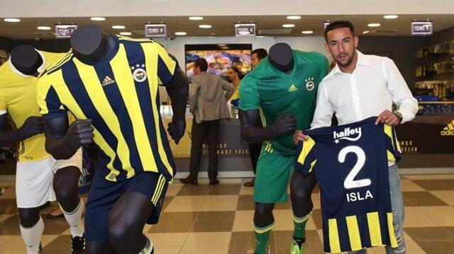 Şilili sağ bek oyuncusu Isla, Süper Lig hakkında değerlendirmelerde bulundu.