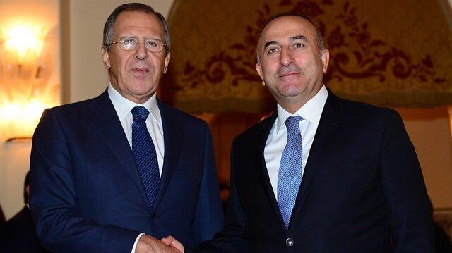 Lavrov, ASEAN'da Çavuşoğlu ile görüşecek'