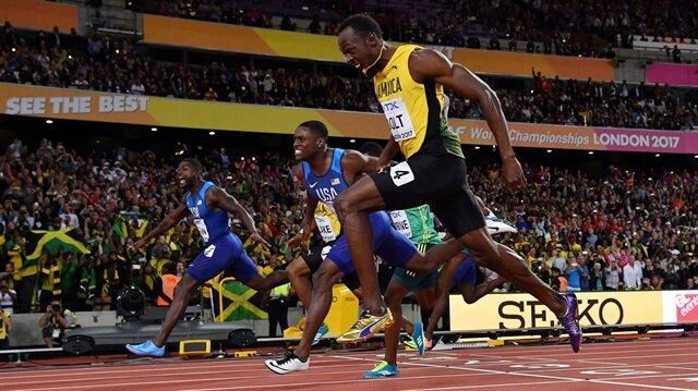 Usain Bolt'un geçildiği tarihi koşu!