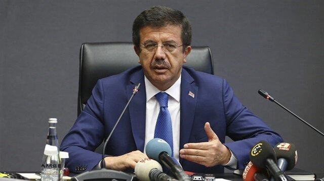 وزير الاقتصاد التركي: توصلنا لاتفاق شفهي لنقل البضائع إلى قطر عبر إيران