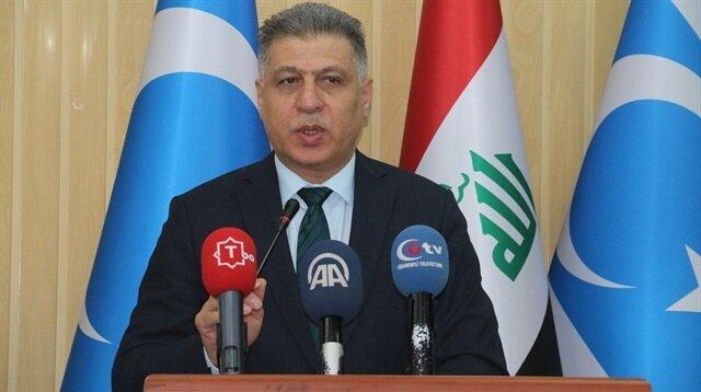 نائب تركماني: لا يمكن استبعادنا عن أي اتفاقية بين بغداد وأربيل