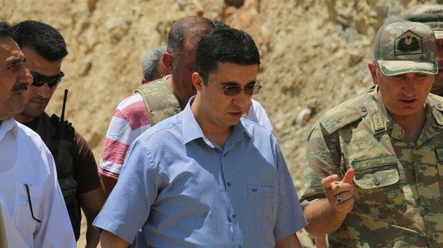 O PKK'lı belediyeçalışanı çıktı