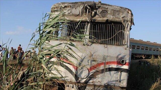   الصحة المصرية تعلن ارتفاع ضحايا حادث تصادم قطارين بالإسكندرية إلى 41