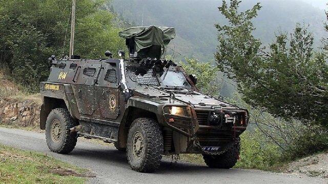 """تركيا.. استشهاد رجل أمن ومدني في هجوم لـ""""بي كا كا"""" الإرهابية"""