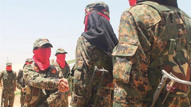 People's Liberation Party/Front (DHKP-C) and the Marxist Leninist Communist Party (MLKP) set off for Afrin on U.S. command.