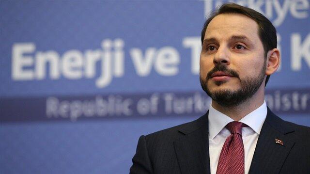 Enerji ve Tabii Kaynaklar Bakanı Berat Albayrak gündeme ilişkin değerlendirmede bulundu.