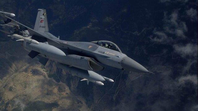 Terör örgütü PKK'ya yönelik operasyon düzenlendi.