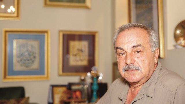 Ebru sanatçısı Alparslan Babaoğlu