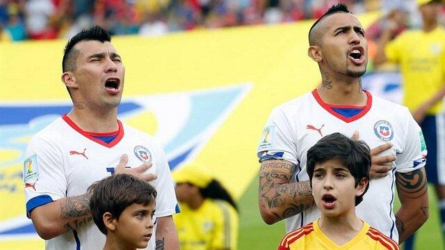 Beşiktaş'ın yeni transferi Medel, Şili Milli Takımı'nın da önemli isimleri arasında yer alıyor.