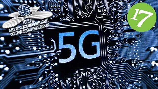 BTK, Türkiye'nin dünyada 5G ile ilk tanışan ülkelerden biri olmasını ve bunu yaparken de ülkeyi tüketici konumundan üretici konumuna geçirmeyi hedefliyor.